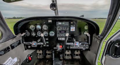 Initiation au Pilotage d'Avion près de Paris