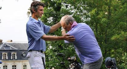 Initiation au golf à Montpellier
