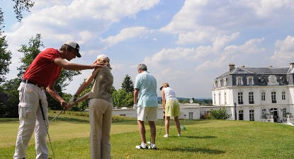 Initiation au golf à Saint-Jean-de-Luz
