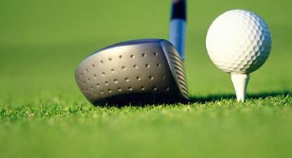 Initiation au golf près d'Antibes
