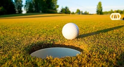 Cours d'initiation au golf à l'Isle Adam