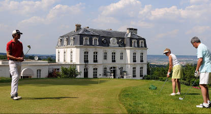 Cours particulier de golf près de Bourg-en-Bresse