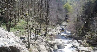 Canyoning Aero-Besorgues Aubenas