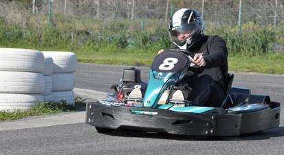 Session de Karting à Nîmes