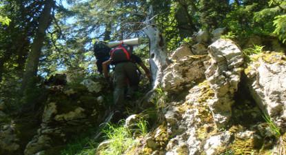 Stage de Survie en pleine Nature près d'Annecy