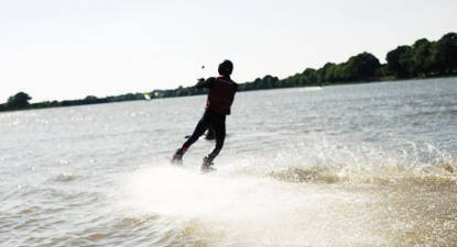 Initiation au Wakeboard près de Laval