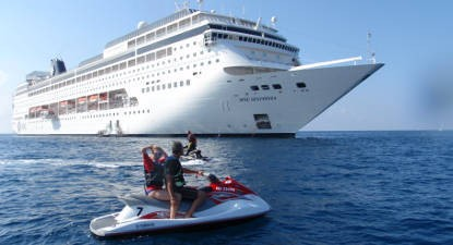 Initiation Jet Ski et Kayak Antibes