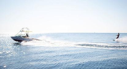Initiation au Ski nautique près de Nice