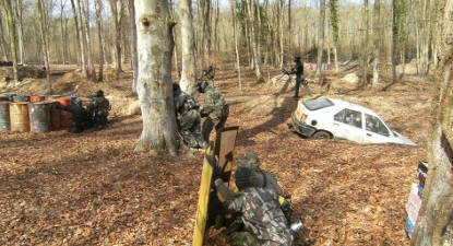 Paintball Meaux