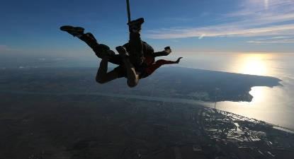 parachutisme oleron