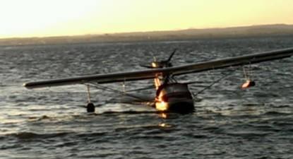Baptême en ULM Hydravion à Sète