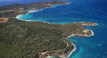 Vol découverte de la Côte d'Azur en Hélicoptère