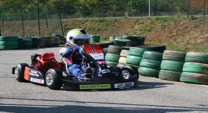 Session de Karting près d'Alès