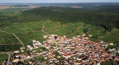 Vol en Montgolfière près de Reims