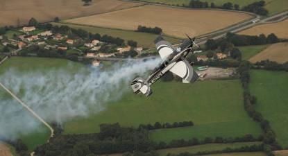 Baptême de voltige extrême en avion à la Roche-Sur-Yon