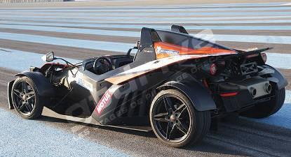 Baptême en KTM X-BOW R - Circuit Paul Ricard Driving Center
