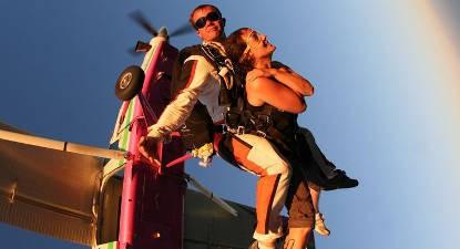 Saut en Parachute Tandem à Nîmes