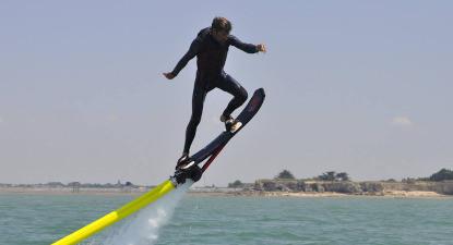Hoverboard à La Rochelle