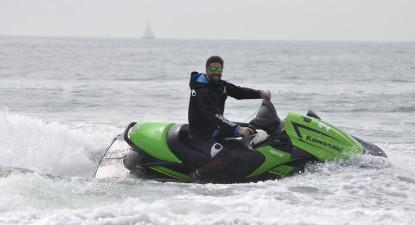 Randonnée sans permis Jet-ski à La Rochelle