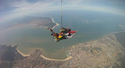 saut en parachute royan avis