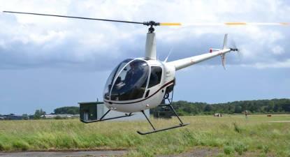 Vol Hélicoptère Sainte-Victoire