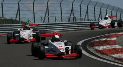 Stage de Pilotage en Formule Renault - Circuit de Barcelone Catalunya