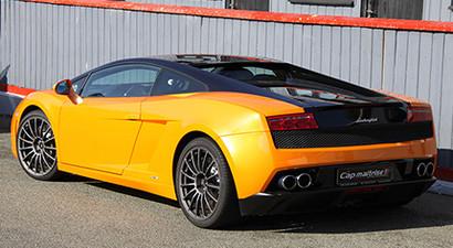 Pilotage d'une Lamborghini Gallardo LP 560 - Circuit des Ecuyers