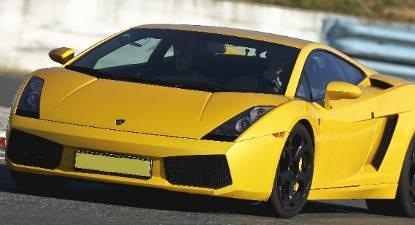 Pilotage d'une Lamborghini Gallardo LP 560-4 - Circuit de Croix en Ternois
