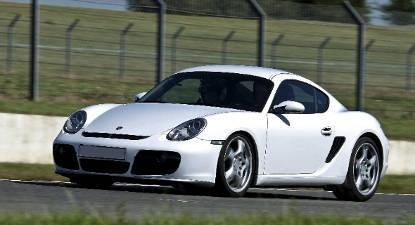 Pilotage d'une Porsche Cayman 718 S - Circuit des Ecuyers