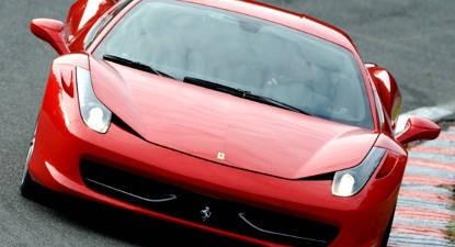 Pilotage d'une Ferrari 458 Italia - Circuit des Ecuyers