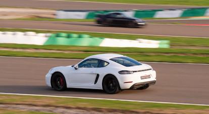 Stage de Pilotage en Porsche Cayman 718 S - Pôle Mécanique Alès