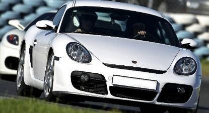 Pilotage d'une Porsche Cayman S - Circuit du Bourbonnais