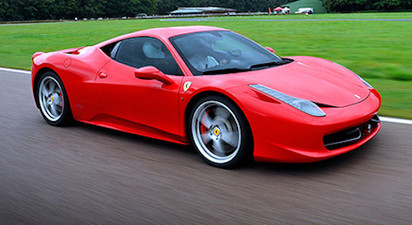 Stage de Pilotage d'une Ferrari 458 Italia - Circuit de Haute-Saintonge