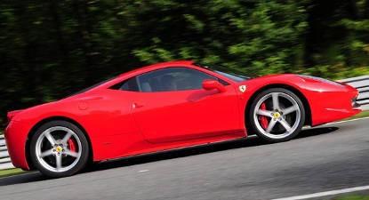 Pilotage d'une Ferrari 458 Italia - Circuit de Haute-Saintonge