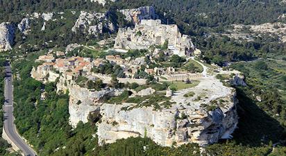 Baptême en ULM Autogire depuis Avignon - Survol des Ocres de Provence