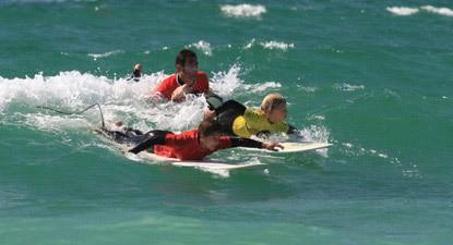 Cours particulier de Surf à Brest
