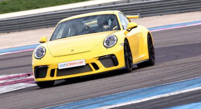 Stage de Pilotage en Porsche 991 GT3 500 ch - Pôle Mécanique d'Alès