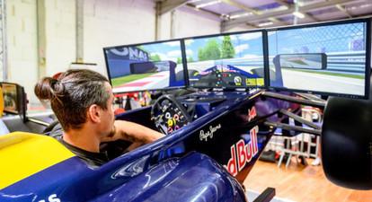 Simulateur de Formule 1 près de Créteil