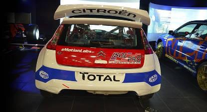 Simulateur de Rallye WRC près de Créteil