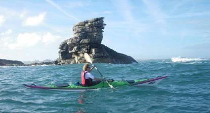 Randonnée Kayak Lannion