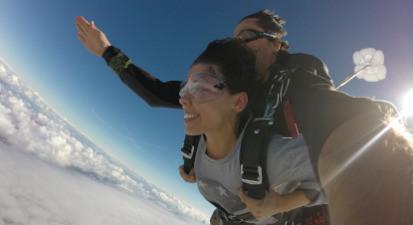 Saut en Parachute à Sarlat