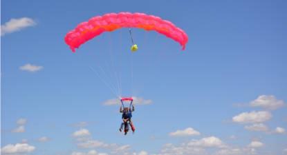 Saut parachute Tandem La Roche-sur-Yon