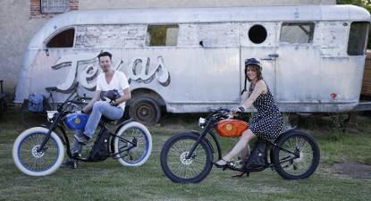 Balade Vélo Vintage Pamiers