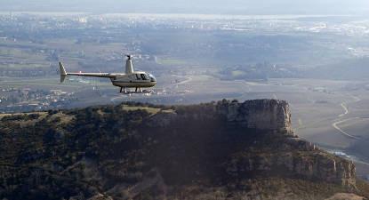 Initiation au pilotage d'hélicoptère pour 2 à Colmar