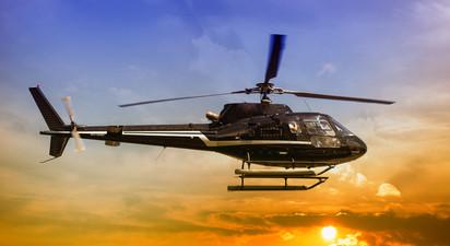 Baptême en hélicoptère à Mâcon