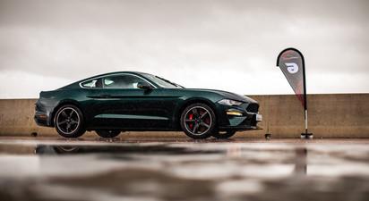 Stage de Pilotage en Ford Mustang Bullitt - Circuit de la Ferté Gaucher