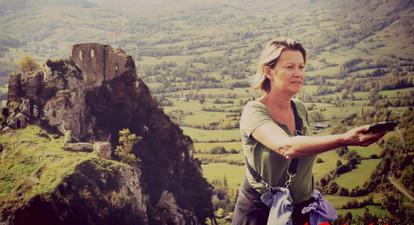 Chasse au trésor dans un château en Ariège