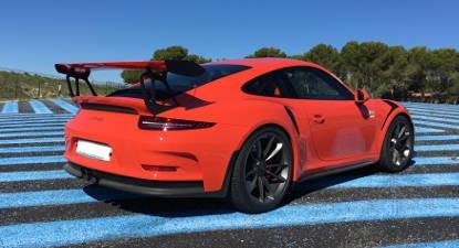 Pilotage en Porsche 991 GT3 RS - Circuit Paul Ricard Driving Center