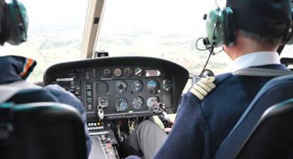 Initiation au Pilotage d'Hélicoptère à Dieppe