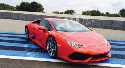 Stage de Pilotage en Lamborghini Huracan - Circuit d'Albi